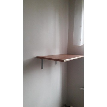 dwie półki krótka i długa