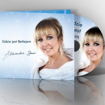 Aleksandra Stano - Gdzie jest Betlejem (CD)