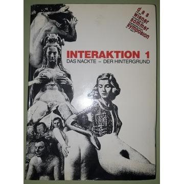 Interaktion 1, Das Nackte - Der Hintergrund. 1987