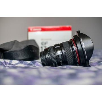 Canon EF17-40mm f4L USM