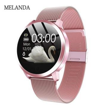 Melanda 2020 Inteligentny zegarek dla kobiety Smar