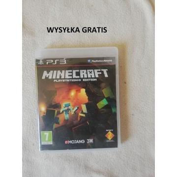 PS3 MINECRAFT GRA NA PŁYCIE!