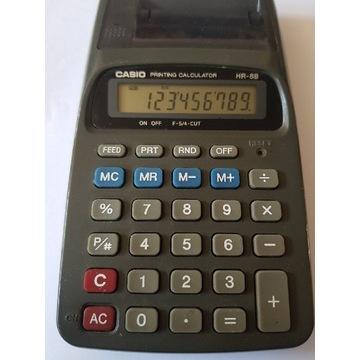 Kalkulator CASIO HR-8B