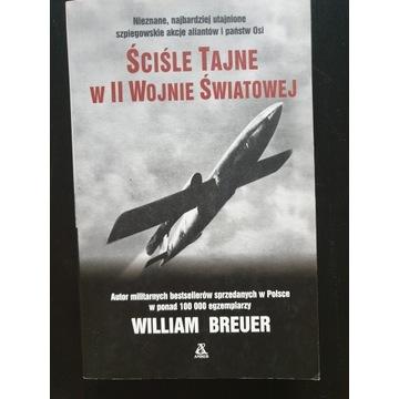 Breuer, Ściśle Tajne w II Wojnie Światowej