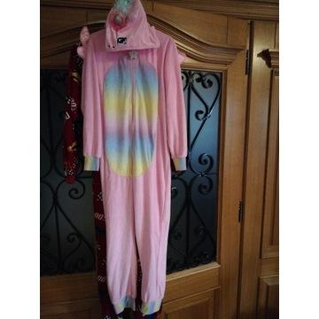 Pidżama jednorożec