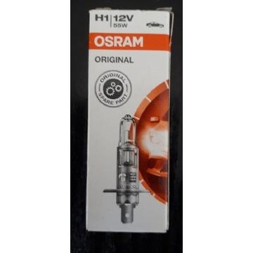 Żarówka halogenowa Osram H1 55W 12V