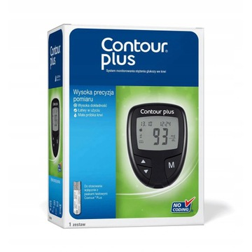 glukometr contour plus nowy