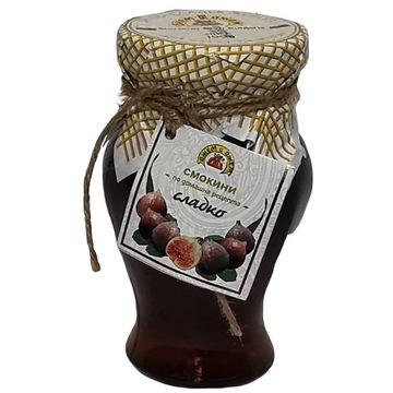 Konfitura z fig 60% owoców 240G