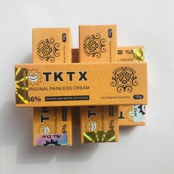 Krem przeciwbólowy TKTX 56% najmocniejszy