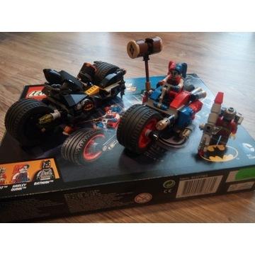 LEGO Batman Cycle Chase