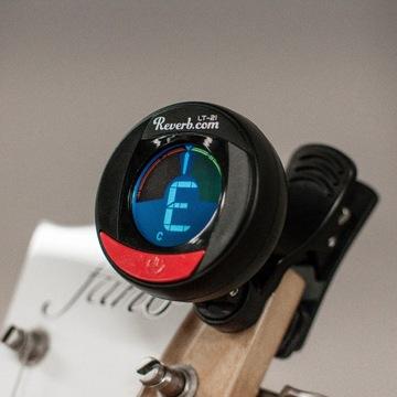 Stroik Reverb CLIP-ON Tuner