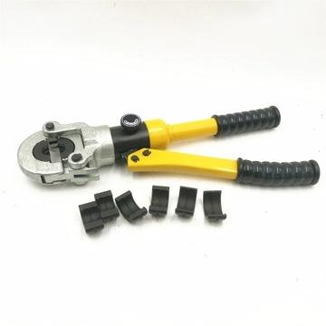 Praska zaciskarka PEX U hydrauliczna12t