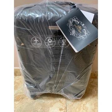 walizka kabinowa czarna model 56-3A-401