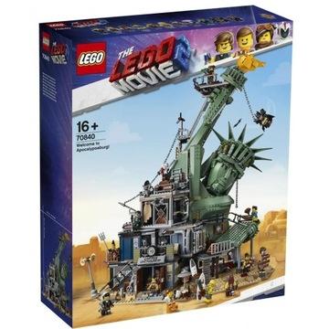70840 The LEGO Movie 2 Witajcie w Apokalipsburgu!