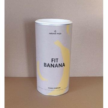 NATURAL MOJO FIT SHAKE KOKTAJL- BANANA- banan