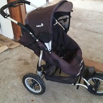 Wózek dziecięcy dla aktywnej mamy:)