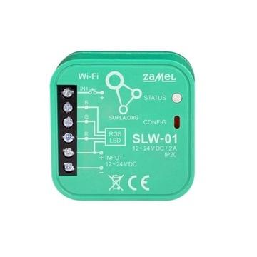 ZAMEL- STEROWNIK LED RGB WI-FI TYP: SLW-01