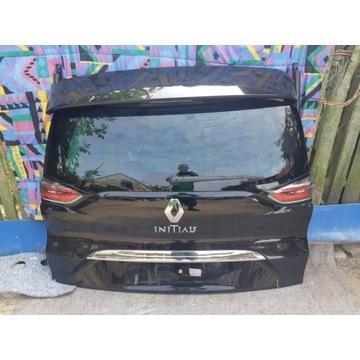 Klapa tylna Renault Espace V czarna Tegne