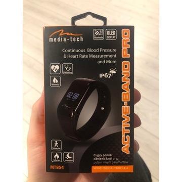 Mediatech Active-Band PRO smartband ciśnienie