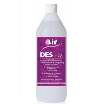 Płyn 1000 ml, LIV DES 72