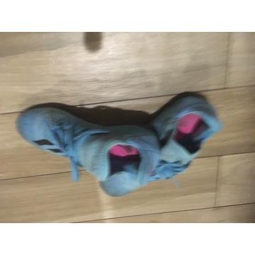 Adidas buty piłkarskie niebieskie 37,5