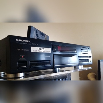 CD player PIONEER PD-S604
