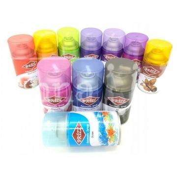 Odświeżacz powietrza Wkład 48szt 12 zapachów brizz