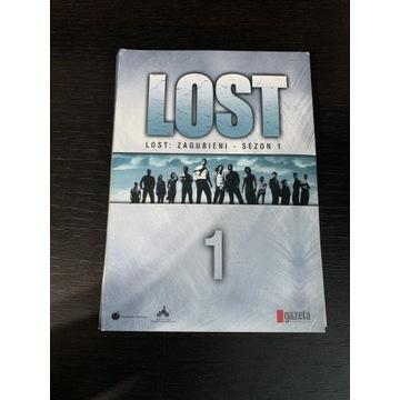 Lost / Zagubieni sezon 1 PL