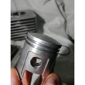 Dezamet 171 cylinder, tłok, głowica - nieużywane