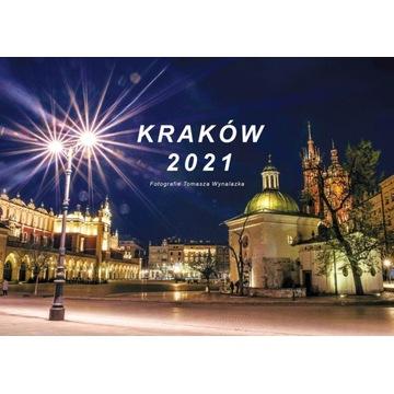 KRAKÓW 2021 Kalendarz 42x30cm WynalazekFoto.pl