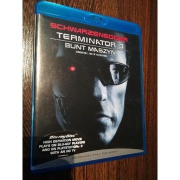 Terminator 3 bunt maszyn film blu-ray ideał