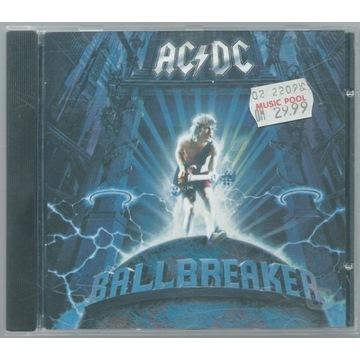 AC/DC - Ballbreaker - CD 1995 Germany UNIKAT