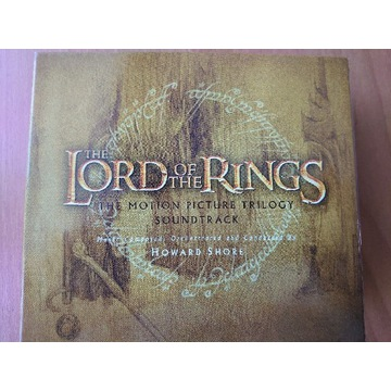 The Lord of the Rings:Box 1-3 wydanie specjalne
