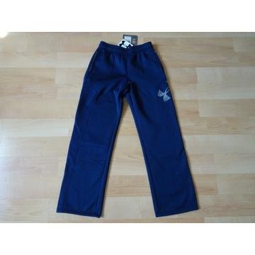 UNDER ARMOUR spodnie dresowe 10-12 lat,roz.140/152