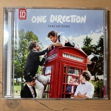 One Direction - Take Me Home 1D płyta cd