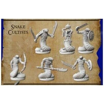 Reaper Miniatures Bones 4 - Snake Cultists