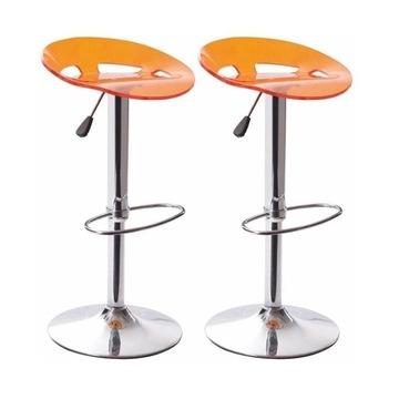 Hoker - krzesło barowe