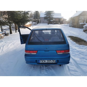 Suzuki swift 1000cm3