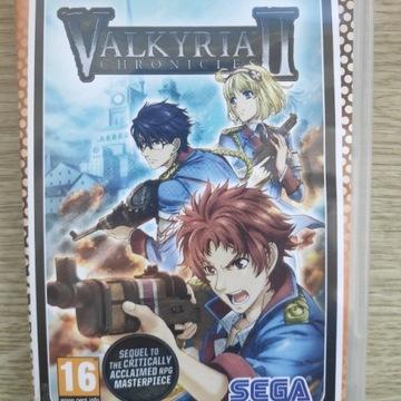 Valkyria Chronicles II 2 Gra na PSP