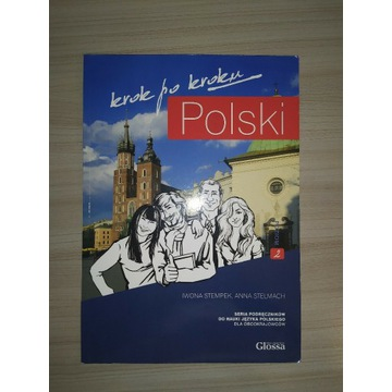 Polski krok po kroku (A2) Podręcznik + CD MP3