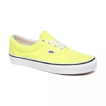 Tenisówki Vans Era neon lemon tonic/true white