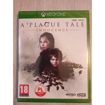 Gra Xbox One: A Plague  Tale - Innocence, nowa