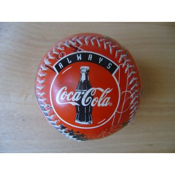 Piłka baseball - Coca -Cola -1998 r -1 !