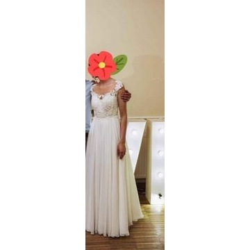 "suknia ślubna Mirelli C. model ""Violet"""