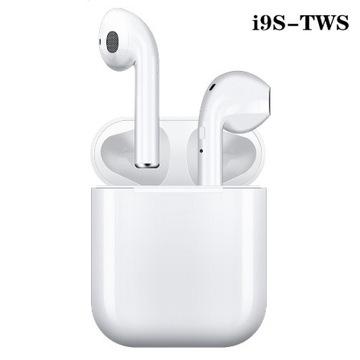 Słuchawki i9 TWS takie jak AirPods