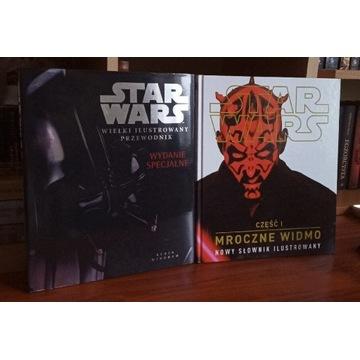 Star Wars album przewodnik ilustrowany słownik