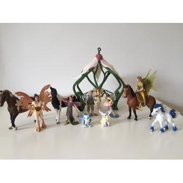 Figurki Schleich elfy