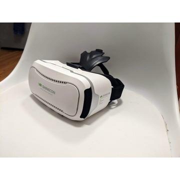 Okulary gogle 3D VR 360 Shinecon Asferyczne NOWE