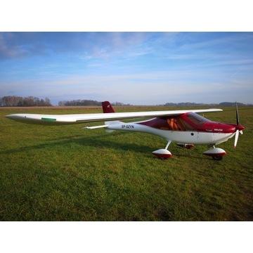 Samolot ultralekki Ekolot Topaz KR030