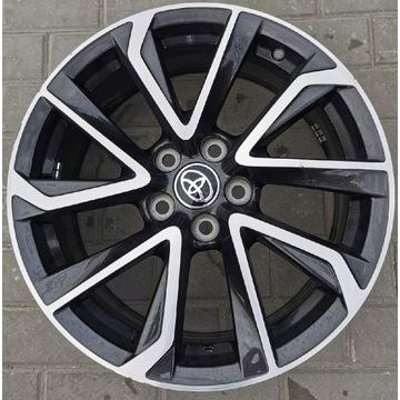 Oryginalna felga aluminiowa Corolla R18 (2020)